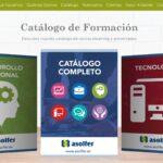 asolfer, presentamos nueva web corporativa